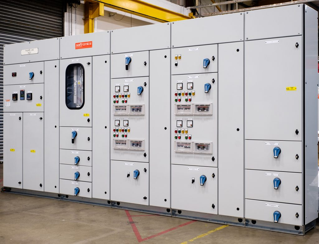 Saftronics design, manufacture and install power and process control systems