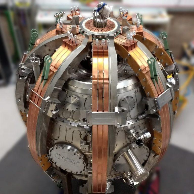 langfields tokamak fusion reactor